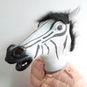Maska zebry