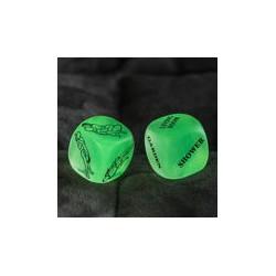 Świecące kości miłości (zielone) ENG